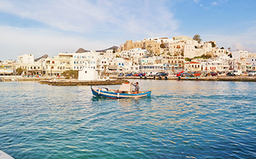 Bilas Car Rental in Naxos